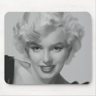 Marilyn the Look Mouse Mat