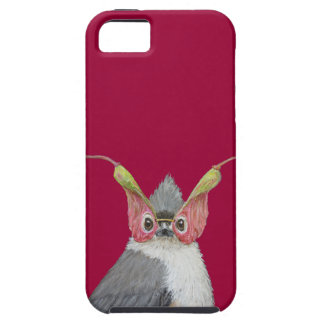 Marilyn the tufted titmouse iPhone 5/5S, Vibe case