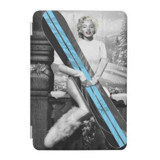 Marilyn's Snowboard iPad Mini Cover