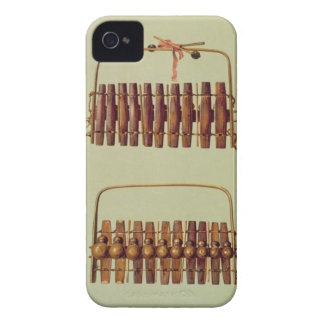Marimba, front and back views, South African, from iPhone 4 Cover