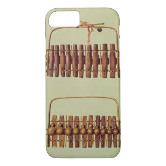 Marimba, front and back views, South African, from iPhone 7 Case