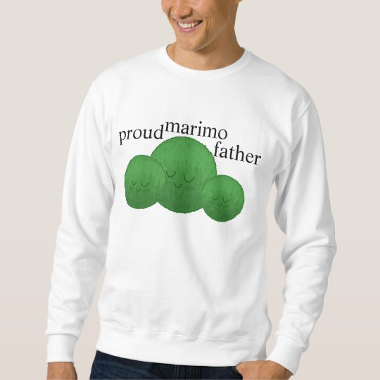 marimo dad sweatshirt