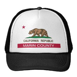 Marin County California Cap