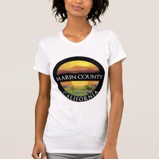 Marin County Mount Tamalpais T-Shirt