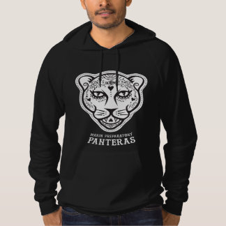 Marin Preparatory Pantera Mens Fleece Hoodie