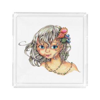 Marina Acrylic Tray