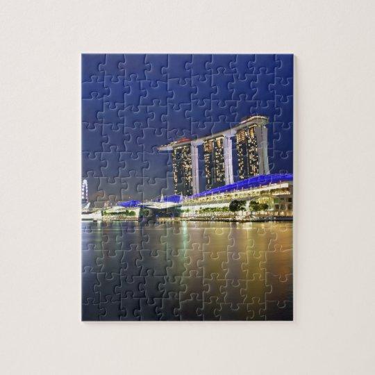 Marina Bay Sands Singapore Jigsaw Puzzle