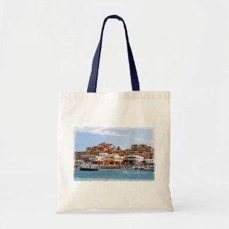 Marina Cabo Budget Tote Budget Tote Bag