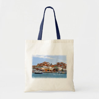 Marina Cabo Budget Tote Bag