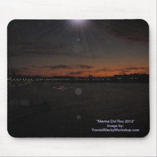 Marina Del Rey 2012 Mouse Pad