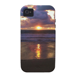 Marina del Rey Sunset iPhone 4/4S Cover