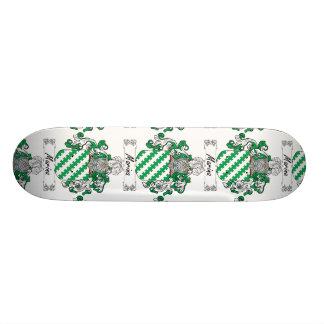 Marina Family Crest Skateboard Deck