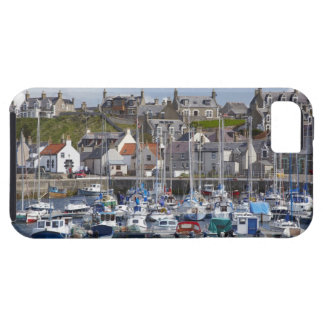 Marina, Findochty, Moray, Scotland, United iPhone 5 Cover
