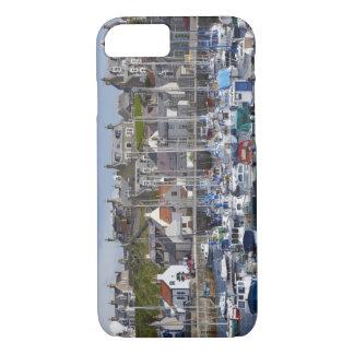 Marina, Findochty, Moray, Scotland, United iPhone 8/7 Case