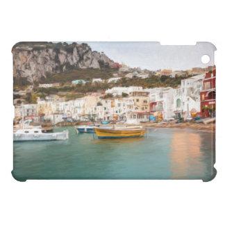 Marina Grande, Capri, Campania, Italy Cover For The iPad Mini