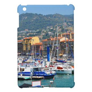 Marina in Nice, France iPad Mini Cover