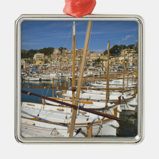 Marina, Port de Soller, West coast, Mallorca, Christmas Ornament