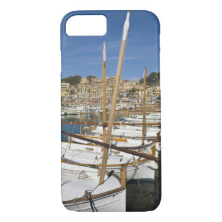 Marina, Port de Soller, West coast, Mallorca, iPhone 8/7 Case