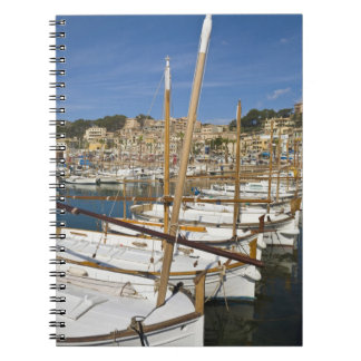 Marina, Port de Soller, West coast, Mallorca, Notebook
