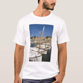 Marina, Port de Soller, West coast, Mallorca, T-Shirt