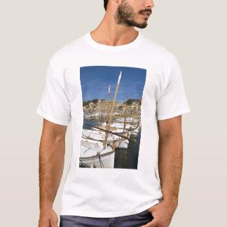 Marina, Port de Soller, West coast, Mallorca, T-Shirt