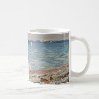 Marine, 1906 coffee mug