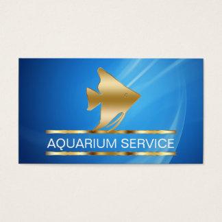 Marine Aquarium Business Cards