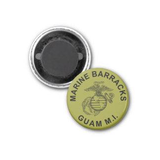 Marine Barracks Guam Magnet