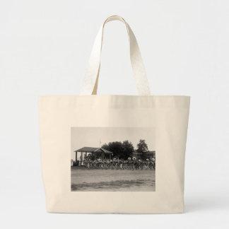 Marine Corps Band: 1923 Jumbo Tote Bag