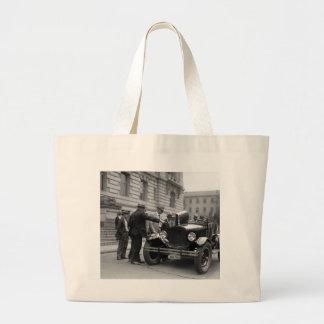 Marine Corps Car 1926 Tote Bag