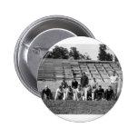 Marine Corps Football: 1923 6 Cm Round Badge