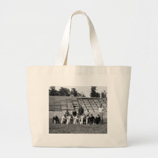 Marine Corps Football: 1923 Bags