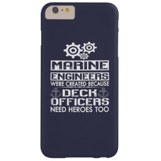 MARINE ENGINEERS BARELY THERE iPhone 6 PLUS CASE
