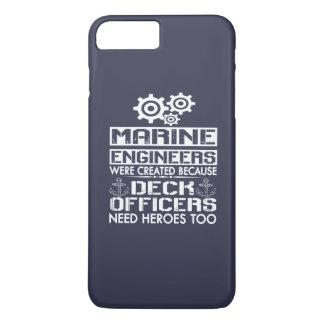 MARINE ENGINEERS iPhone 8 PLUS/7 PLUS CASE