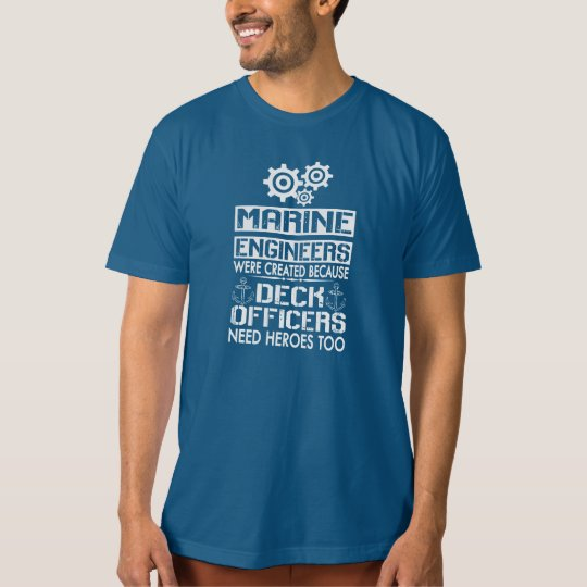 MARINE ENGINEERS T-Shirt