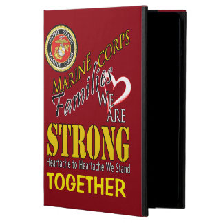 Marine Family iPad Cover