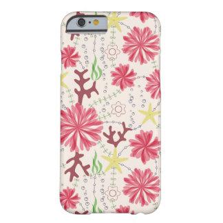 Marine flowers on IPhone case