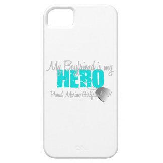Marine Girlfriend Hero iPhone 5 Cover