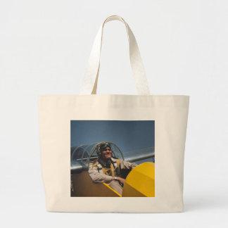 Marine Glider Pilot, 1942 Jumbo Tote Bag