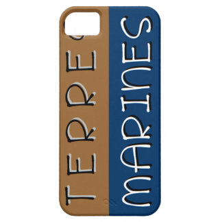 Marine grounds iPhone 5 cases