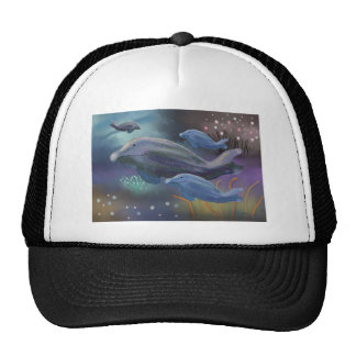 Marine Habitat Hats