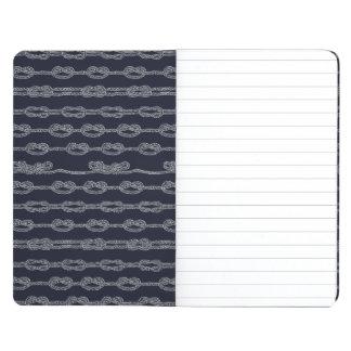 Marine Knots Pattern Journals