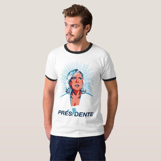 MARINE LE PEN PRESIDENT T-Shirt