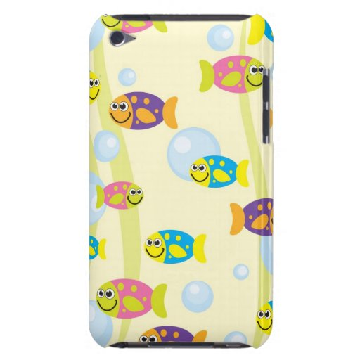 Marine Life Fish iPod Case iPod Touch Covers