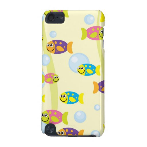 Marine Life Fish iPod Case iPod Touch 5G Cover