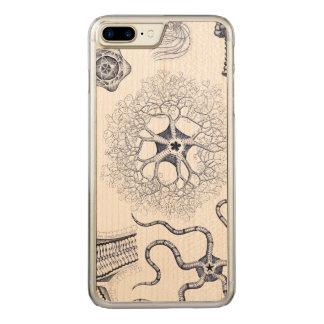 Marine Life / Marine Biology Strange Sea Creatures Carved iPhone 8 Plus/7 Plus Case