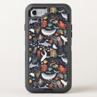 Marine Life OtterBox Defender iPhone 8/7 Case