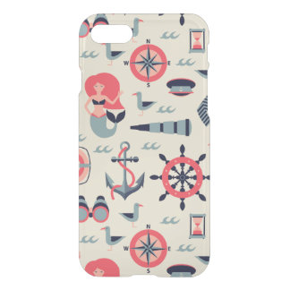 Marine Life Pattern iPhone 8/7 Case