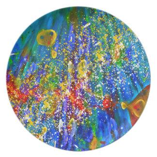 Marine Life Plate