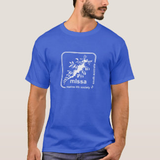Marine Life Society of South Australia Logo Shirt